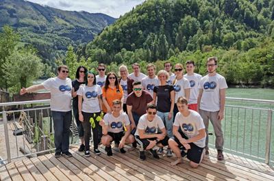 Das Team der MBIT Solutions GmbH