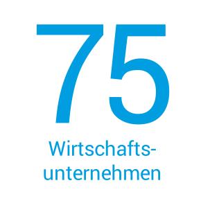 Der Softwarepark Hagenberg beheimatet 75 Wirtschaftsunternehmen.