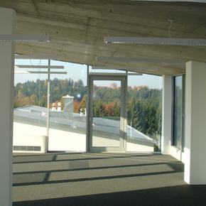 Beispielbüro im Gebäude Arbeiten & Wohnen