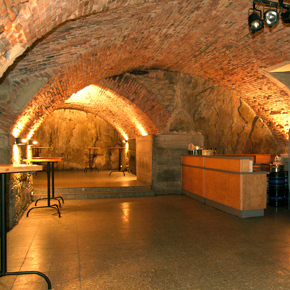 Eiskeller im Schloss Hagenberg